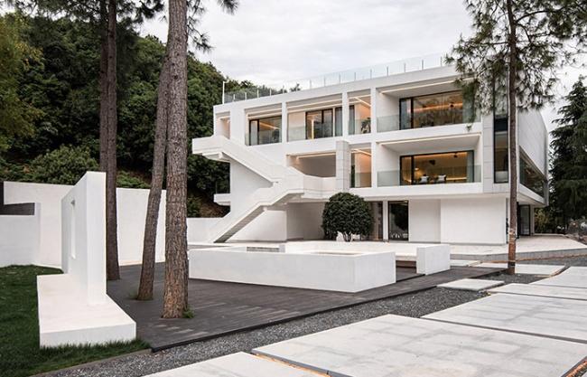觅度杉里民宿,莫干山 / 杭州时上建筑空间设计事务所