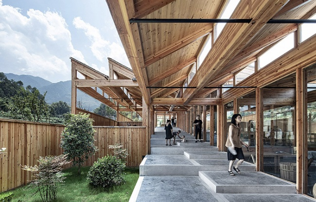Tofu Factory, China by DnA_ Design and Architecture