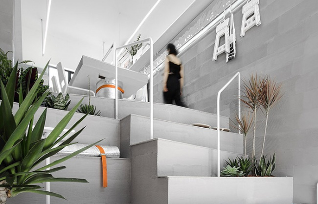 离宅半米办公空间设计,宁波 / 0.5m studio