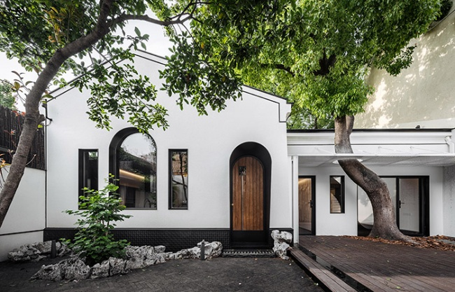 Hiding House, Shanghai, China by Wutopia Lab