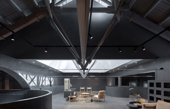 JOLOR 展厅,上海 / 西涛设计工作室