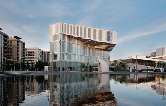 """奥斯陆新图书馆""""Deichman Bjørvika"""",挪威 / LundHagem + Atelier Oslo"""
