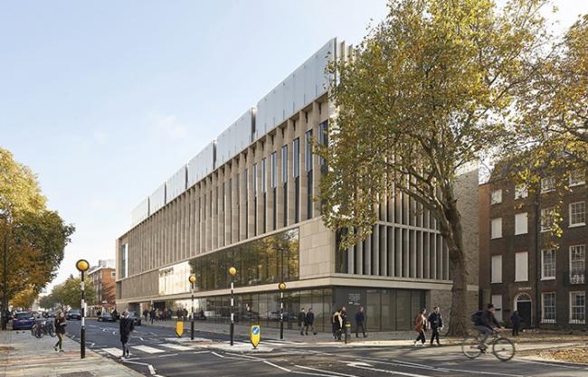 扎耶德儿童罕见病研究中心,伦敦 / Stanton Williams