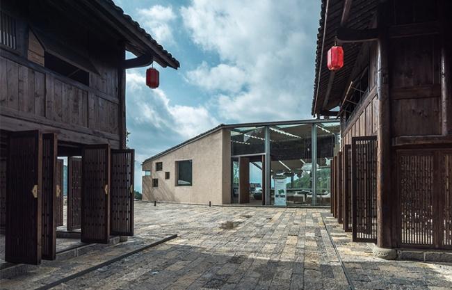 Guiyuan Resort in Fairy Maiden Mountain of Wulong District, Chongqing, China by WISTO DESIGN