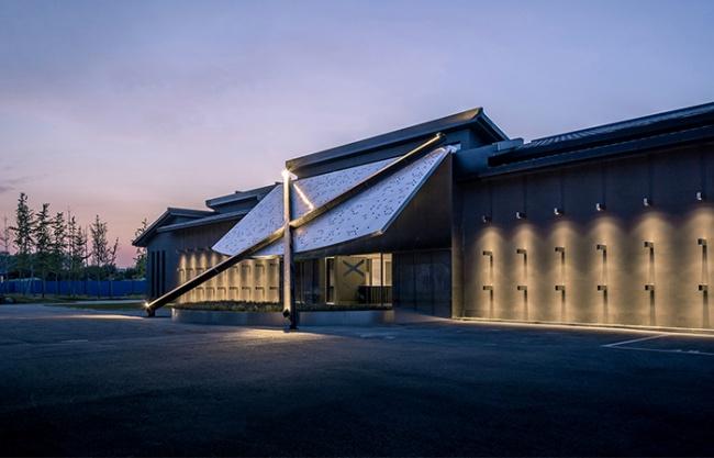 X美术馆,北京 / TEMP