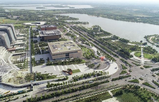 济宁文化中心一期景观 / LDG兰斯凯普