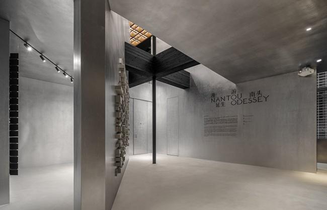 Vanke Nantou Gallery, Shenzhen, China by Various Associates