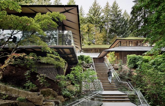 2020 ASLA GENERAL DESIGN AWARD OF EXCELLENCE: Cultural Crossing Transforms Portland Japanese Garden into a Place of Cultural Dialogue
