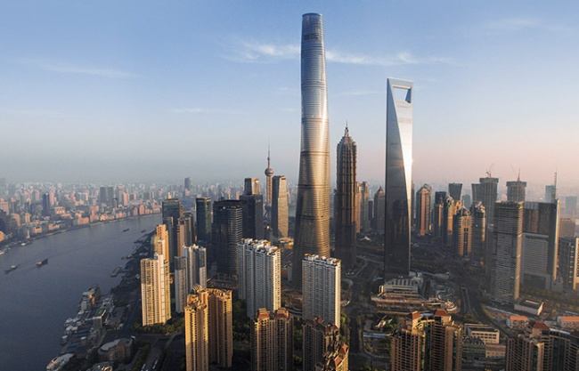 上海中心大厦 / Gensler