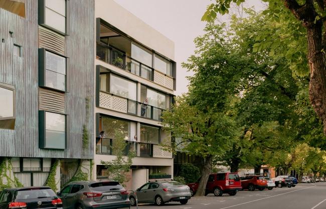 Napier街公寓设计,菲茨罗伊 / Freadman White