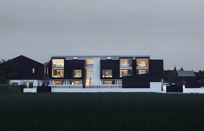 HOUSE OF MO, Shanghai, China by DPAA Design Studio