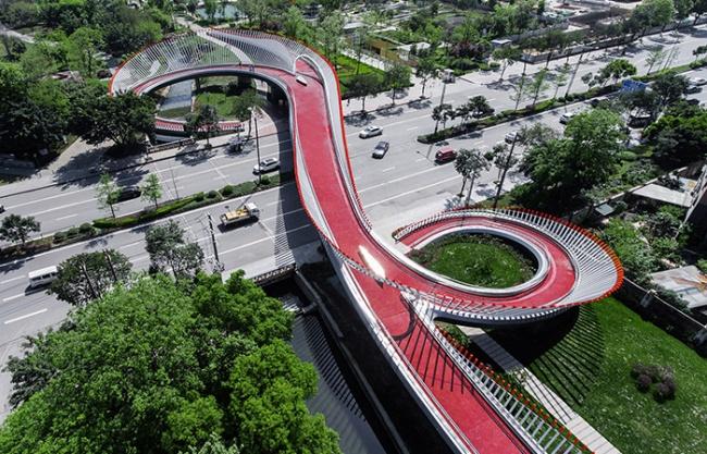 如意桥,成都 / 中筑华恺建筑设计