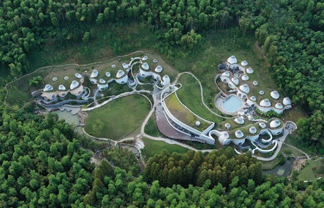 野界度假酒店,浙江湖州 / 墨璞建筑设计(上海)有限公司