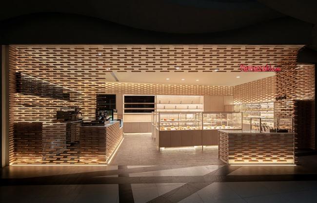 Yamazaki山崎面包,上海 / 继景室内设计工作室
