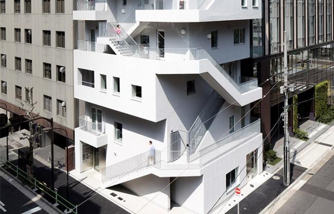 荒川大厦,东京 / 株式会社日建设计