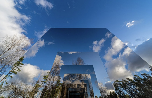 Black Square by Gregory Orekhov