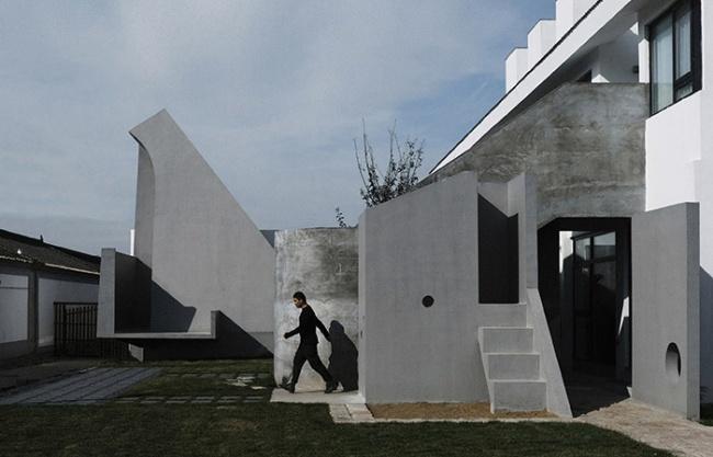 自卑礼堂,北京 / 礽建筑