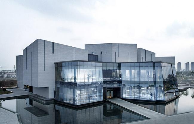 吴中博物馆,苏州 / 筑境设计