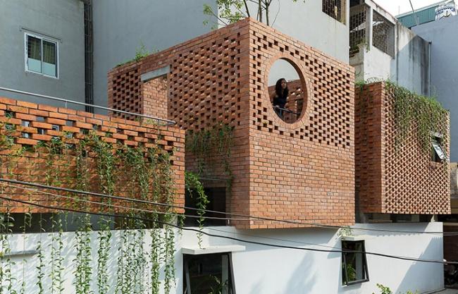 VH住宅,河内 / ODDO architects