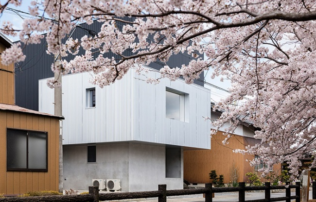 FRAME住宅,日本 / FORM/Kouichi Kimura Architects
