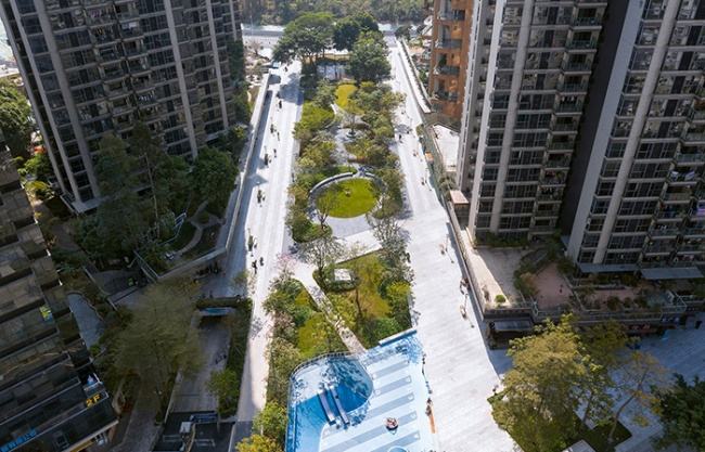 The Urban Quality Upgrade for Dongguan Guangfa Area, China by AUBE