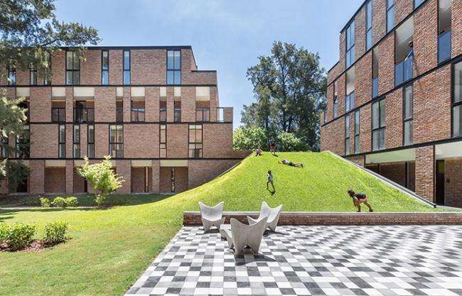 COPA集合住宅,布宜诺斯艾利斯 / Ça Arquitectura