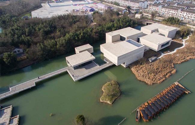 木心美术馆,浙江乌镇 / OLI 建筑设计事务所