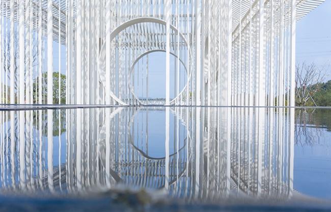无影阁,浙江省金华市 / 上海大椽建筑设计事务所 + 禾易设计