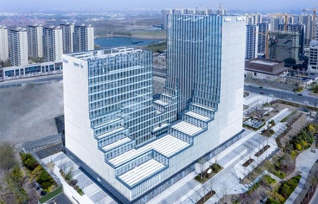 海尔国际广场一期,青岛 / DC国际·c+d设计研究中心
