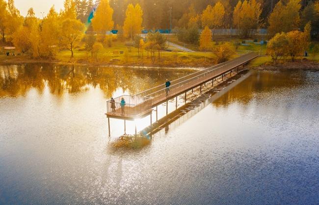卡班湖景观设计,莫斯科 / OOO MezhregionStroy