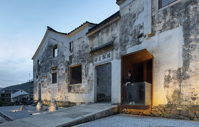 东山村纸博物馆,杭州萧山 / 北京清华同衡规划设计研究院