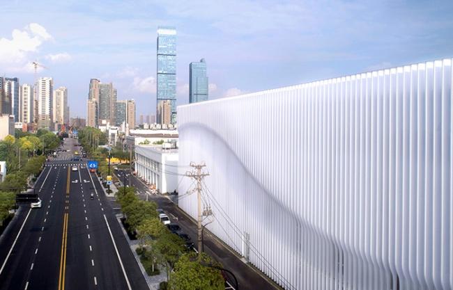 XPACE湾区数字公园,杭州 / STUDIO QI