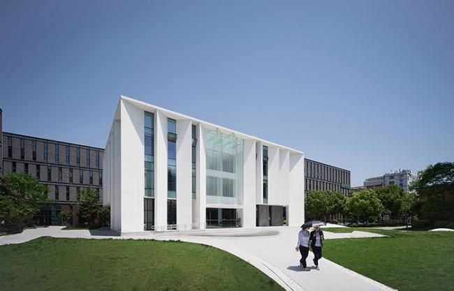 扬名感知中心,无锡 / 上海联创设计集团股份有限公司
