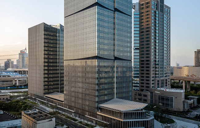 上海国际财富中心 / Aedas
