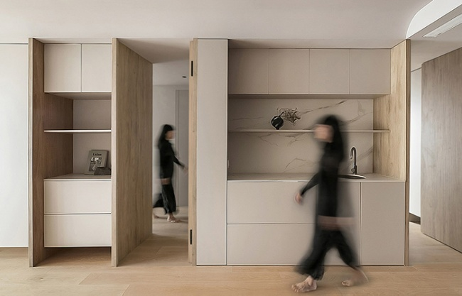 舒之家,上海 / 木卡工作室