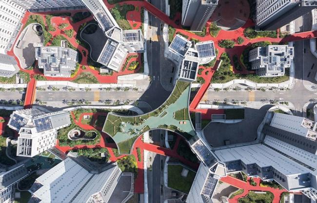 新住宅 – MAD公布首个建成公租房项目