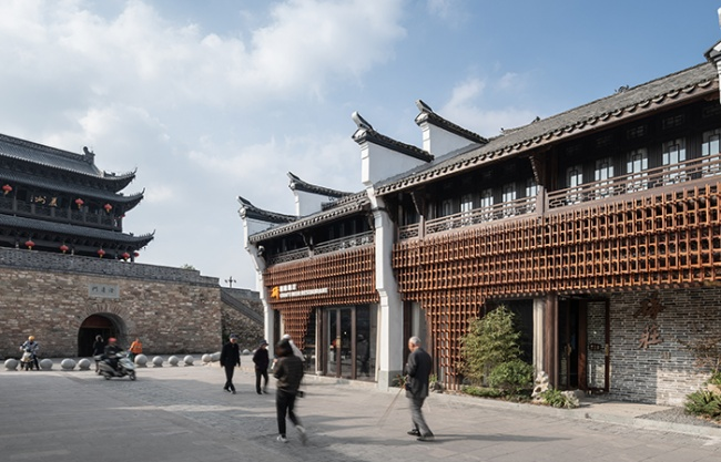 梅庄民宿,杭州 / 房子和诗工作室