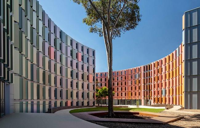 18-040 拉筹伯大学北区和南区公寓,墨尔本 / Jackson Clements Burrows Architects Pty Ltd